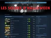 Steam : les promotions d'Halloween sont là