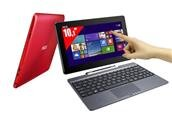 Un Transformer Book Asus T100TA convertible en tablette : 298,30 €
