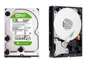 Un disque dur WD Green de 3 To : 89,95 €