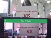 Google Traduction : 20 langues de plus pour la traduction visuelle sous Android et iOS
