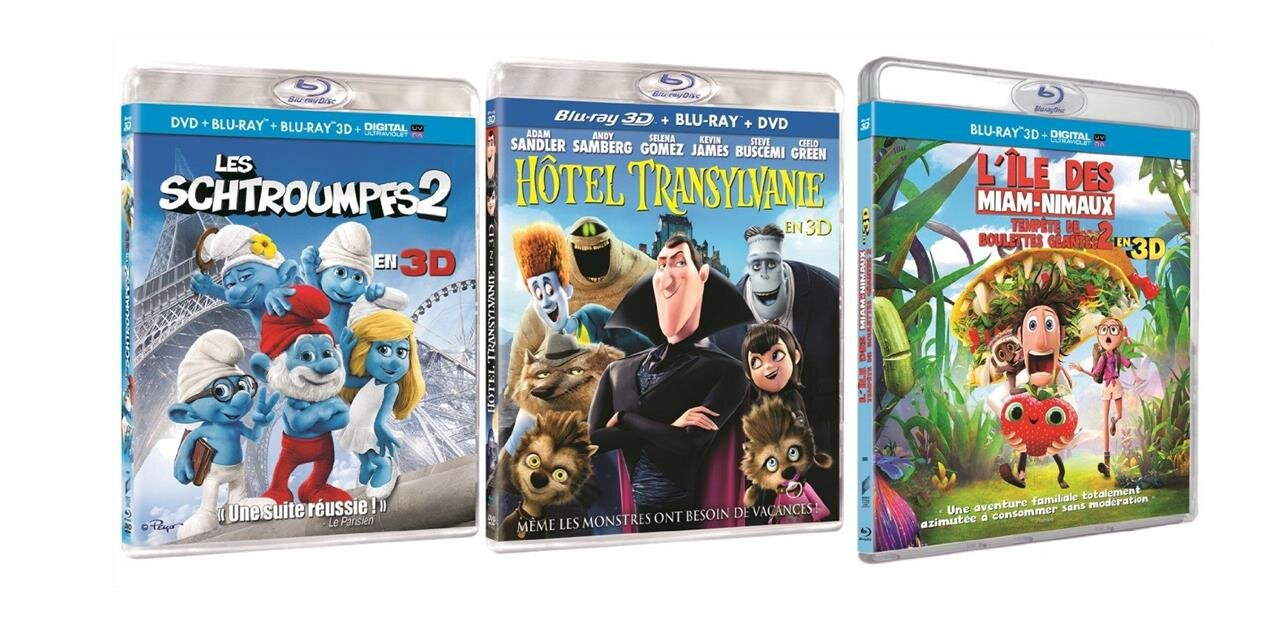 Amazon : 10 Blu-ray pour 70 €