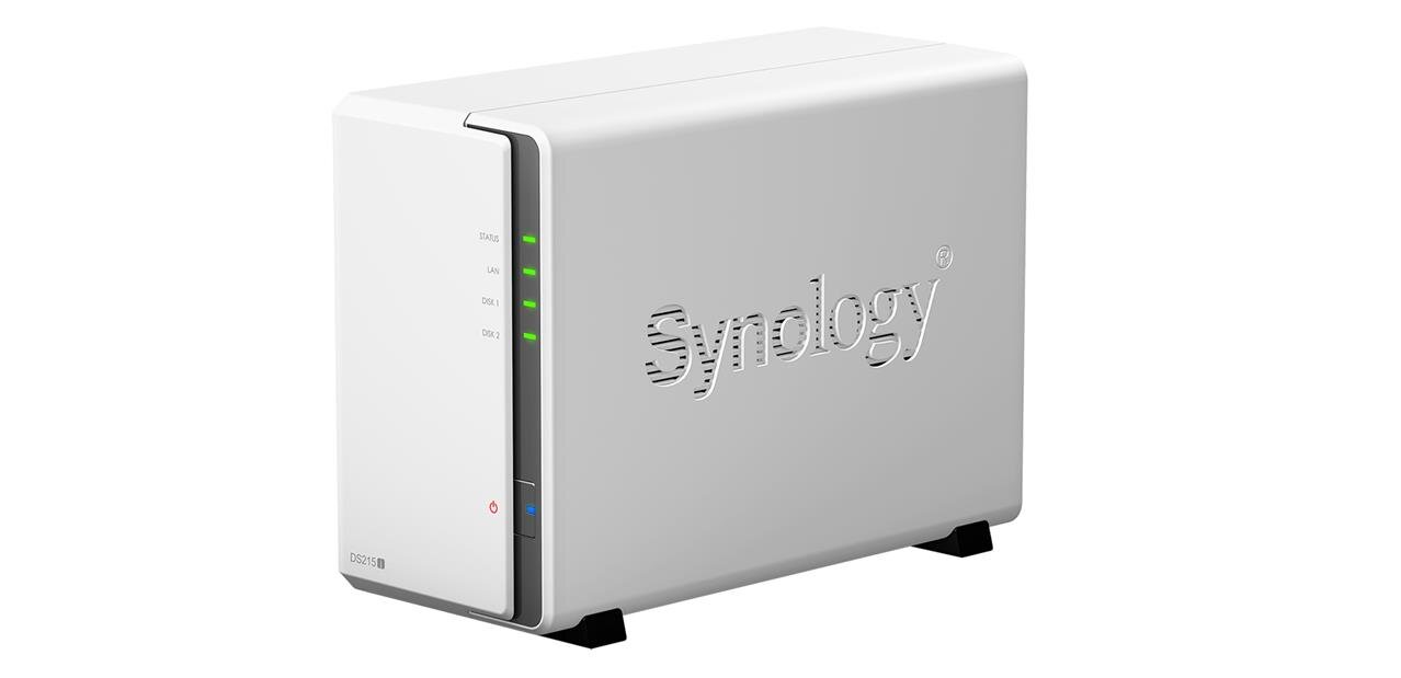 #CyberDays NAS Synology DS215j et deux HDD Seagate de 2 To : 306,81 €