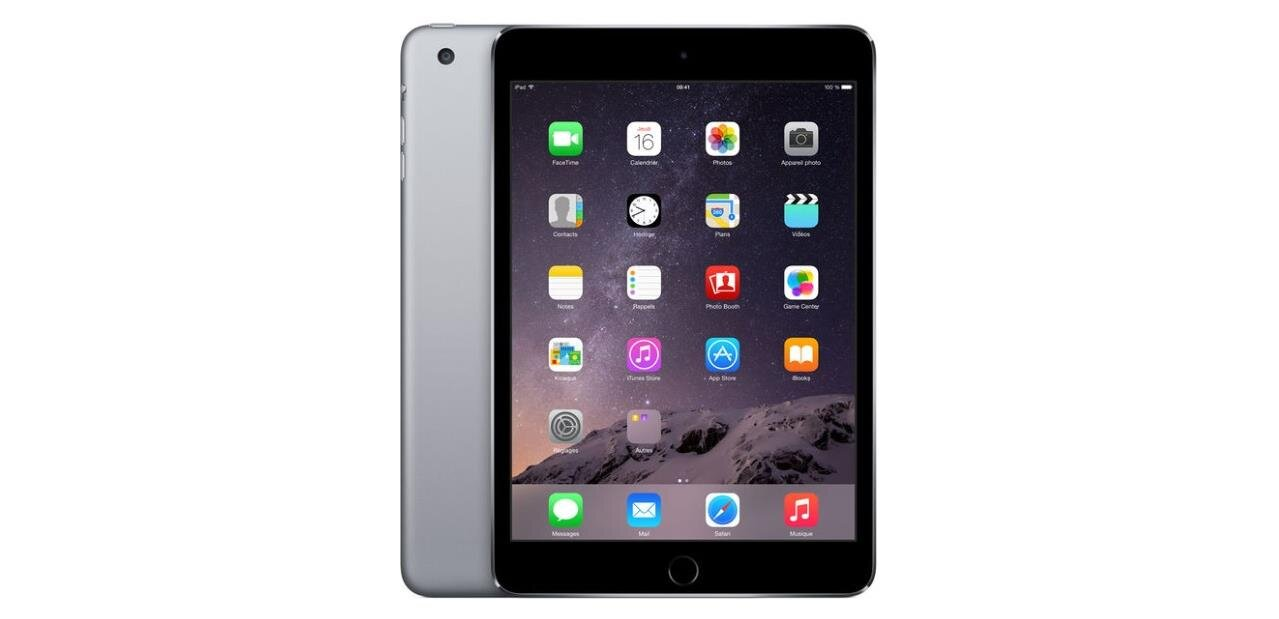 Un iPad mini 3 de 64 Go à 469 €