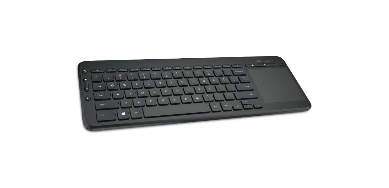 Un clavier sans fil Microsoft All in One pour 18,90 €, via une ODR de 15 €