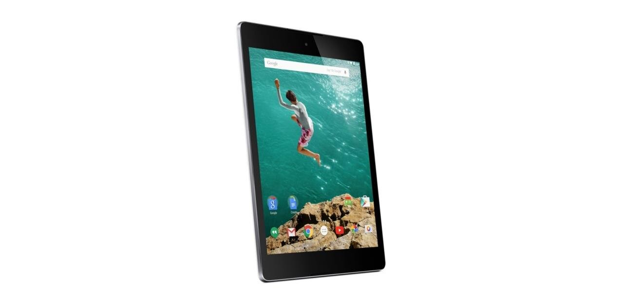 #CyberDays Une tablette Nexus 9 4G de 32 Go : 439,99 euros