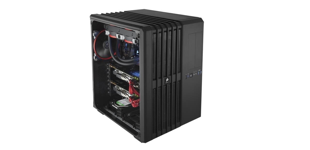 Un boîtier E-ATX Corsair Carbide Series Air 540 à 129,90 €