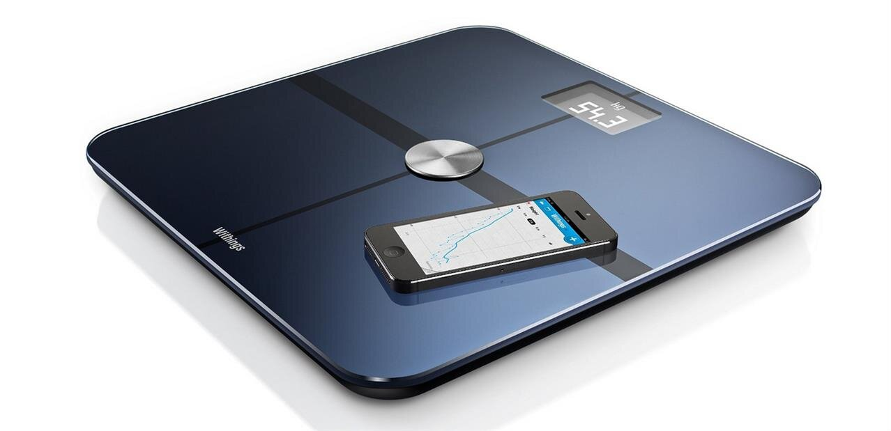 #CyberDays Un pèse personne Withings Smart Body Analyzer : 96,99 €