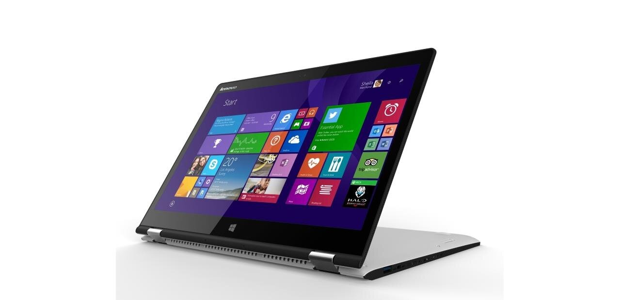 "#CyberMonday Portable Lenovo Yoga 3 de 14"" (Core i5 et SSD) : 599 €"