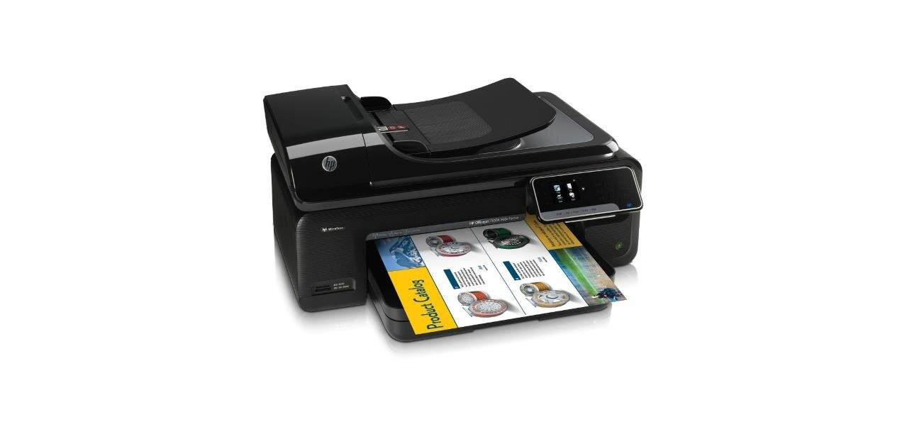#CyberDays Imprimante A3 multifonction HP OfficeJet 7500A : 119,90 €